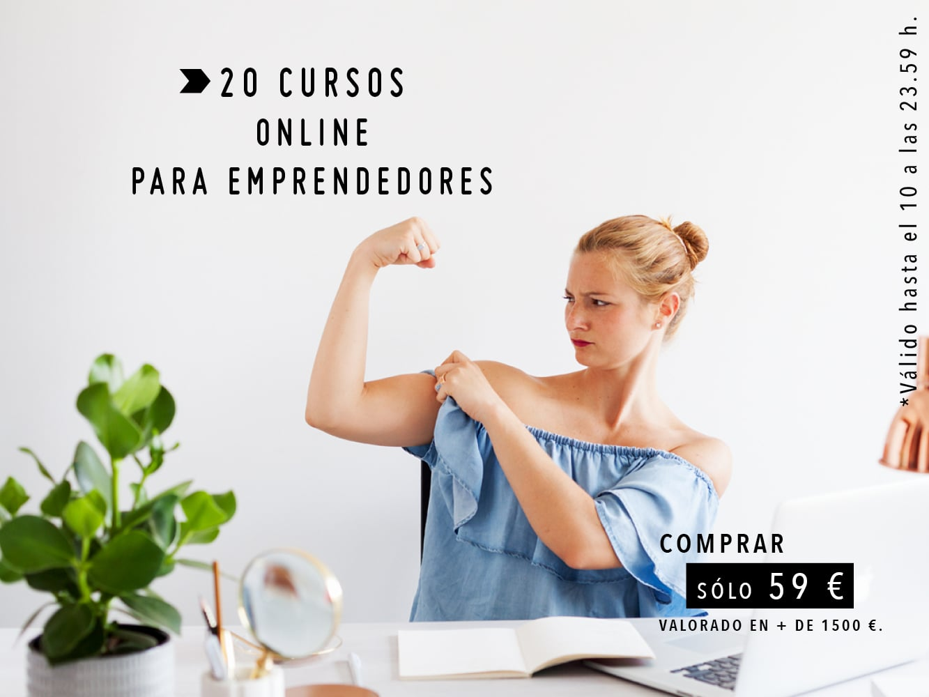 Bundle 20 cursos para emprendedores